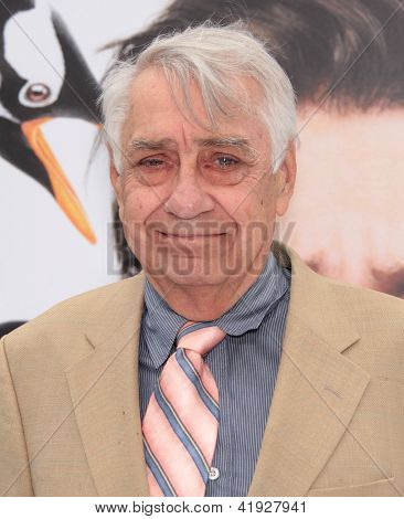 LOS ANGELES - JUN 12:  Philip Baker Hall arriving to