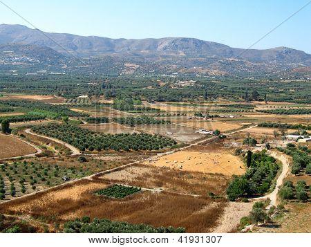 Paisaje de Creta