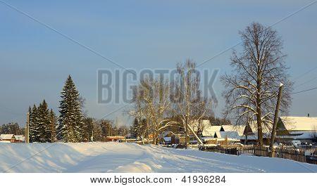 village at winter road