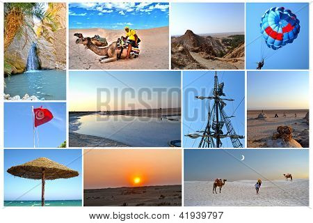 Tunisia, the wonders of African land