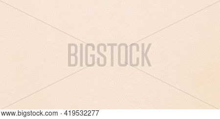 Abstract Cream Color Clean Cement Wall Background, Pastel Color, Modern Background Concrete With Rou