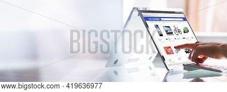 Online Shopping Sale On Convertible Or Hybrid Laptop