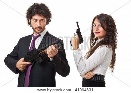 Armed For Business