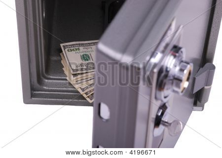Money In The Safety Box