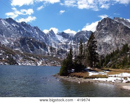 Alpine Lake (indian Peaks)