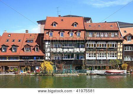 Little Venice, Bamberg, Bavaria
