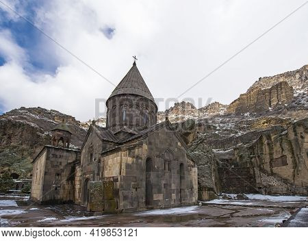The Monastery Of Geghard, Unesco - Armenian Medieval Architecture, The Azat Valley