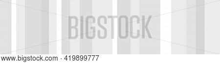 Seamless Striped Pattern. Abstract Monochrome Background With Stripes. Web Banner. Black And White I