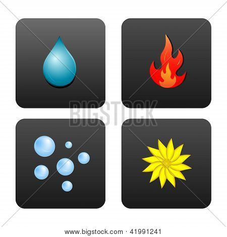 Четыре элемента