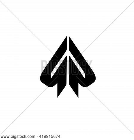 Rr Or Gr Ace Logo. Can Be Used For Sport Or Esport Team Logo, Entertainment And Media Such As Youtub