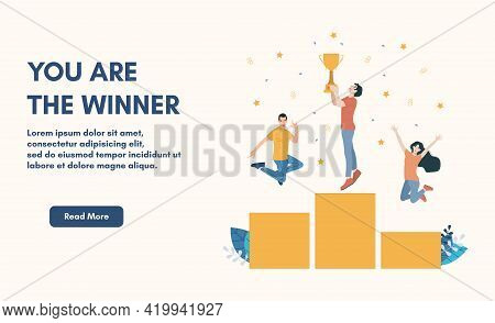 Landing Page Smart Ideas Illustration Of Modern Concepts, Can Use For, Landing Pages, Templates, Ui,