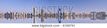 Abu Dhabi Panorama