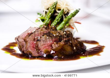 Gourmet Fillet Mignon Steak