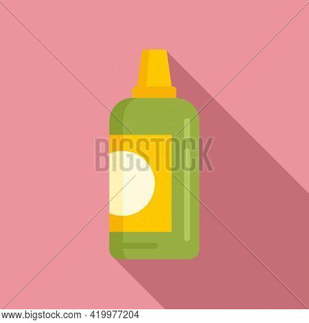 Mineral Fertilizer Icon. Flat Illustration Of Mineral Fertilizer Vector Icon For Web Design