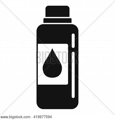 Bio Fertilizer Icon. Simple Illustration Of Bio Fertilizer Vector Icon For Web Design Isolated On Wh