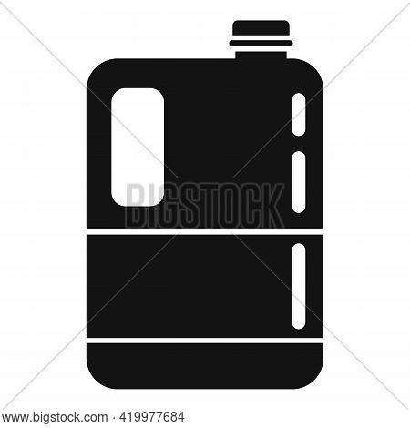 Fertilizer Canister Icon. Simple Illustration Of Fertilizer Canister Vector Icon For Web Design Isol