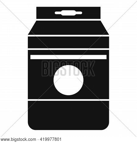 Agriculture Compost Icon. Simple Illustration Of Agriculture Compost Vector Icon For Web Design Isol