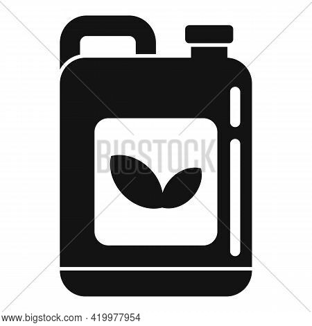 Pesticide Canister Icon. Simple Illustration Of Pesticide Canister Vector Icon For Web Design Isolat