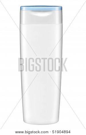 Plastic bottle for lotion