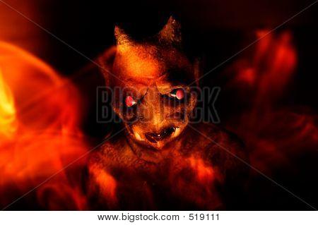 Konzept - Tiefen der Hölle