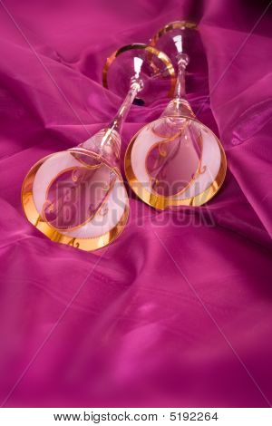 Collection Crystal Wineglasses