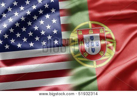 Usa And Portugal