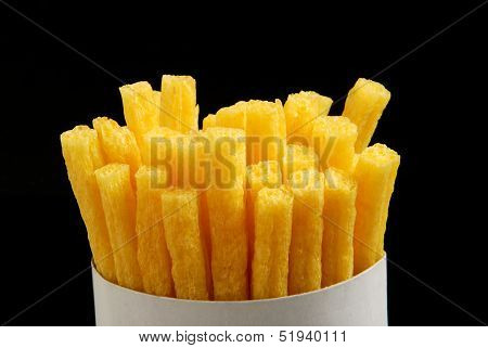 Fries Streight