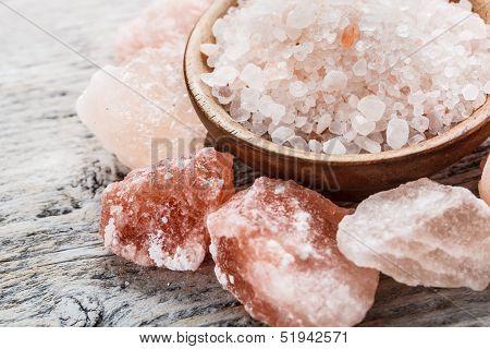 Himalayan Pink Crystal Salt