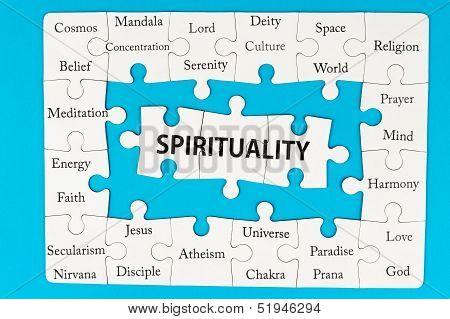 Spirituality Concept