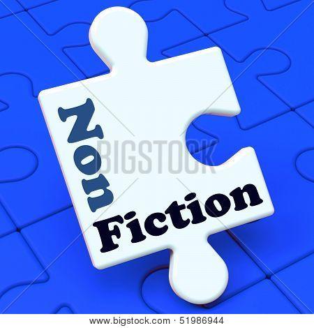 Non Fiction Puzzle