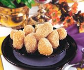 Delicious, fresh and famous Bangal's mithai in plate poster