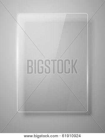Glass framework. Jpeg version.