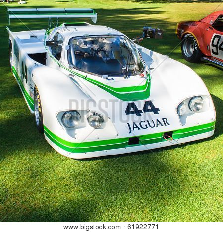 1984 Group 44 IMSA Jaguar XJR-5