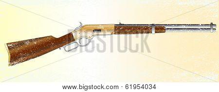 Grunge Rifle