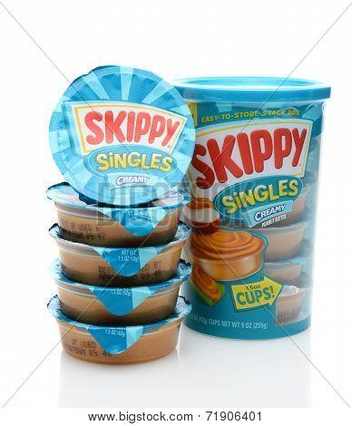 Skippy Singles Peanut Butter Cups