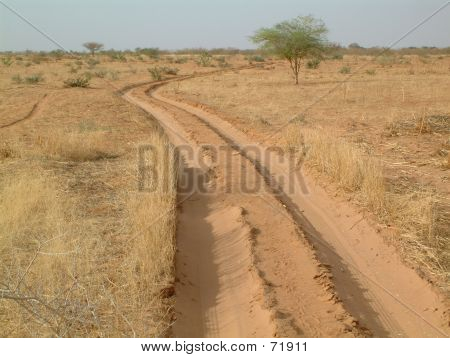 African Sand Road