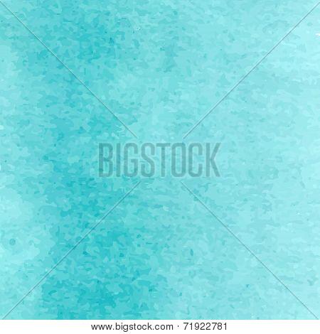 Blue Turquoise Watercolour