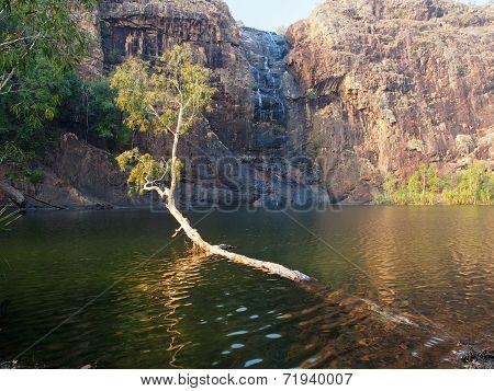 Gunlom (Waterfall Creek) pool, Kakadu National Park, Australia