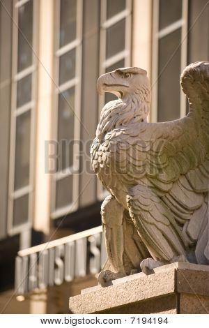 The Penn Station  Eagle