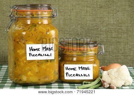 Home Made Piccallili