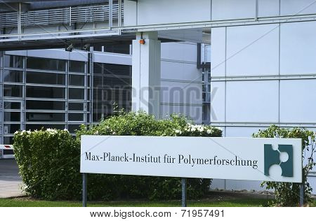 Max-Planck-Institute for Polymer Research