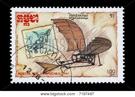 Da Vinci Glider