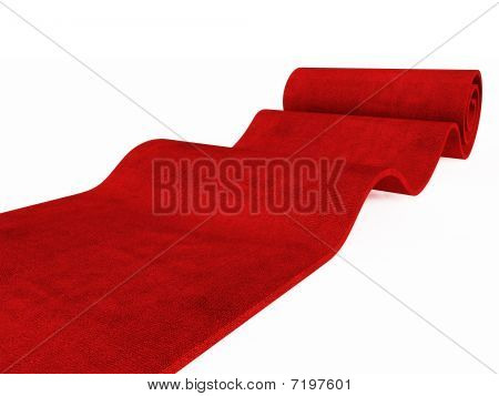 Rolling Red Carpet