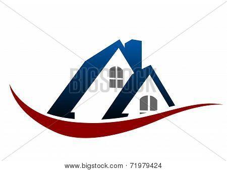 House roof symbol