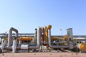 Pipeline system used to transport oil and oil products pipeline system mainly composed of oil pipelines oil station and other auxiliary equipment is one of the main equipment of oil storage and transportation industry and crude oil and oil products the ma poster