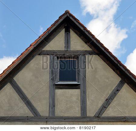 Halftimbered House