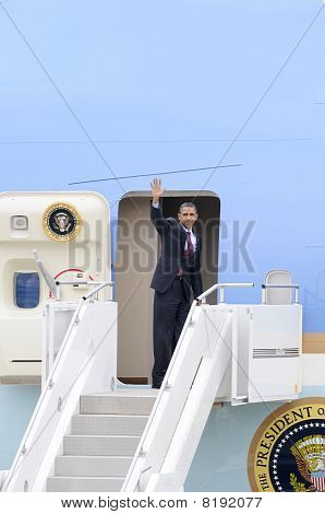President and Air Force One