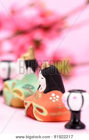 An Image Of Hina Doll