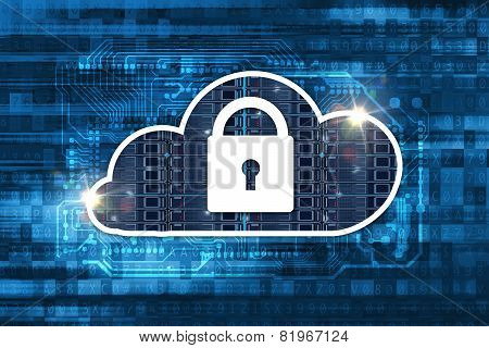 Cloud Hosting Safety Concept