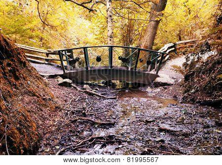 Bridge Over Stream, Stormont, Co. Donegal, Ireland
